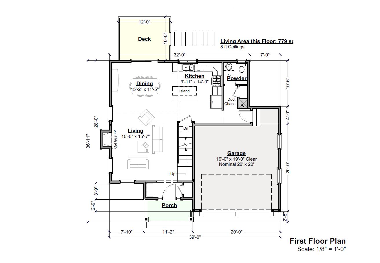 Stroudwater Preserve Ben Charles 1st Floor