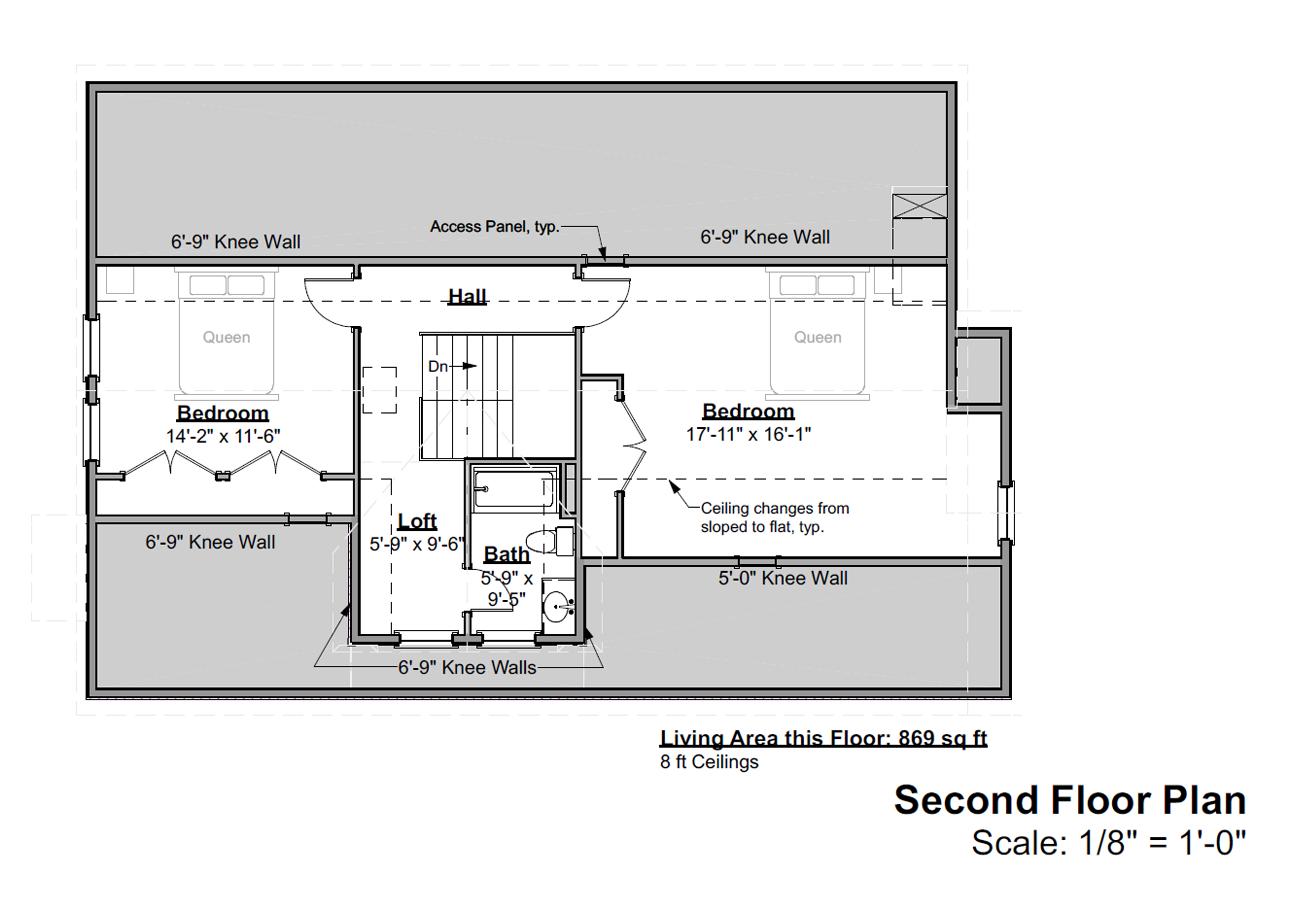 Stroudwater Preserve Cappuccino 2nd Floor