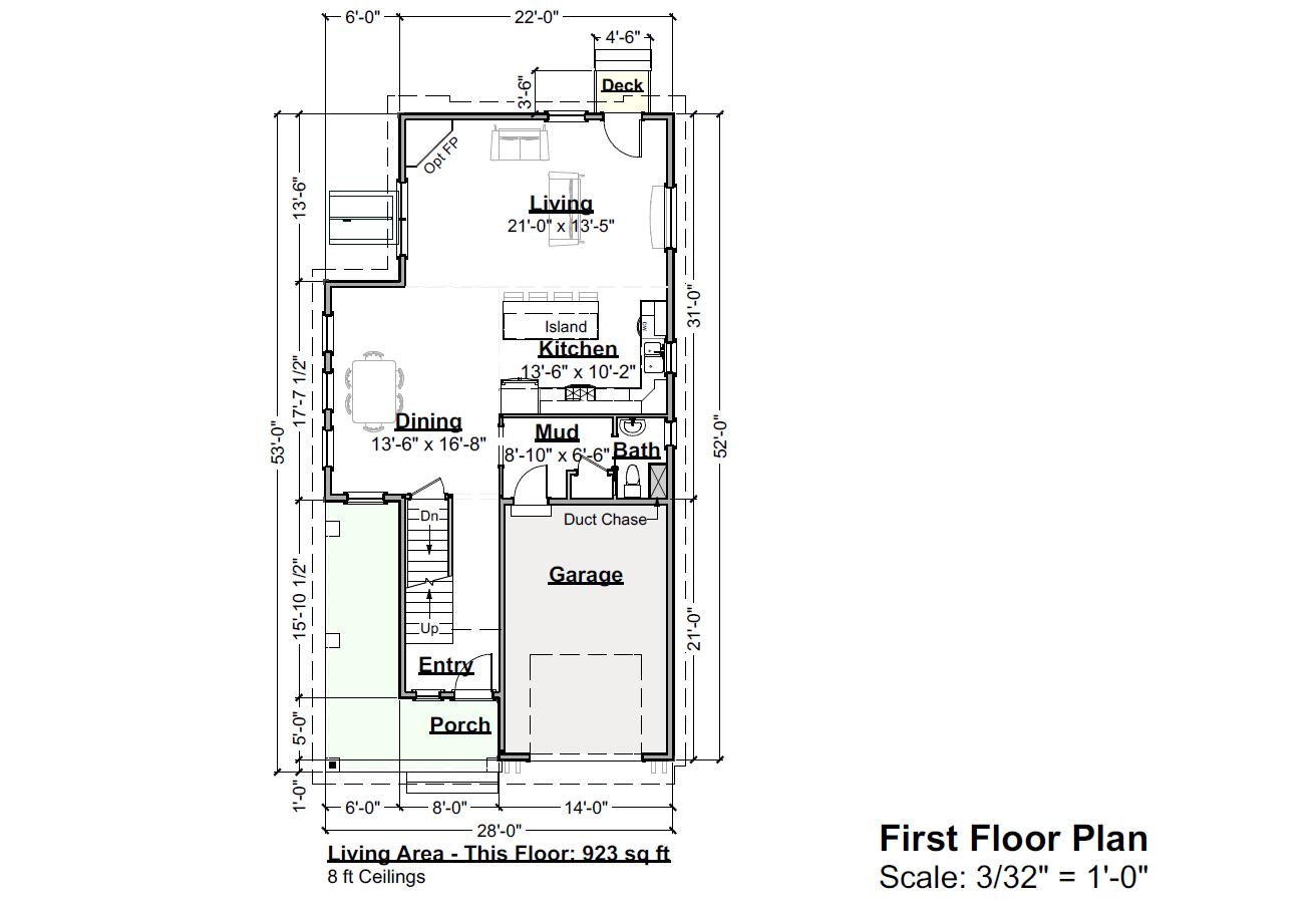 Stroudwater Preserve Keelin 1st Floor